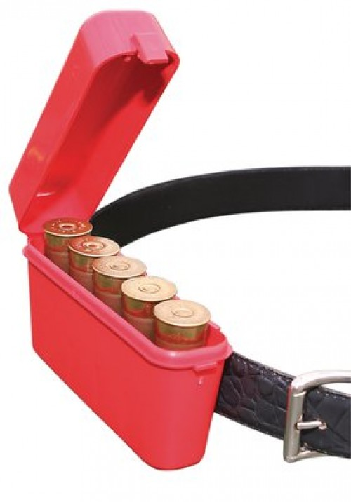 MTM S530 5rd Shotshell Belt BX Red