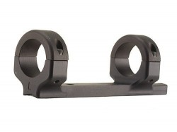 DNZ Dednutz X Bolt Tube Mount, Low, Black, 1in, For Browning Rifle Short Action 80500