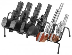 Lockdown Handgun Racks (4 GUN)