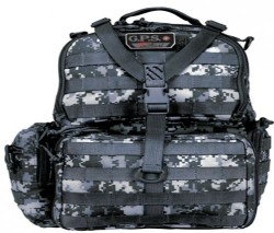 G. Outdoors Products Tactical Range Backpack Digital Gray