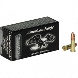 FEDERAL AM EAGLE SUPPRESSOR AMO SUBSONIC 22LR 42GR CPRN 10/50RD