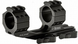 Burris AR-PEPR Scope Mount, 1in - Quick Detach - 410344
