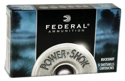 FEDERAL POWERSHOCK 12GA 3