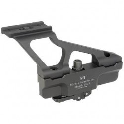 Midwest Industries AK Scope Mount Generation 2 Black For Aimpoint T1/Primary Arms M-06/Vortex Sparc