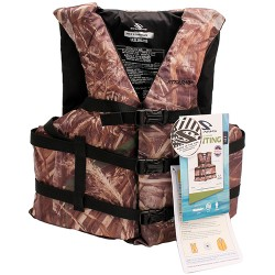 Stearns Adult Boating Oversized Max 5 Vest