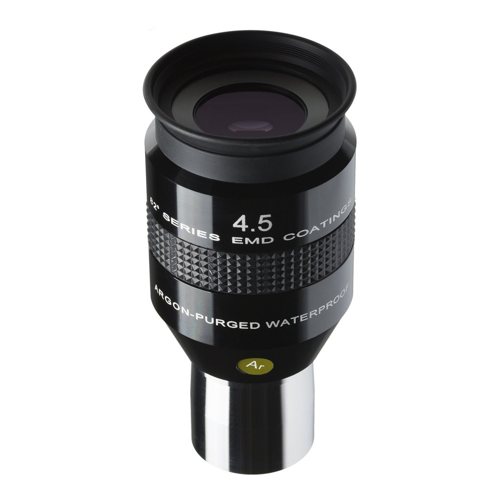 Explore Scientific 4.5mm 82° Series LER Waterproof Eyepiece