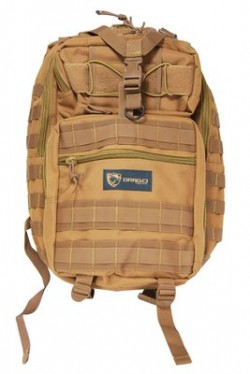 Drago Gear Altus Sling Backpack, Tan, 14-308TN