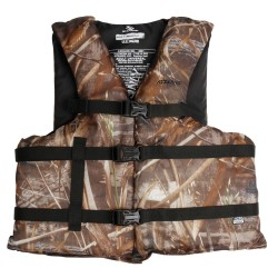 Stearns Adult Boating Max-5 Camo, Universal Vest