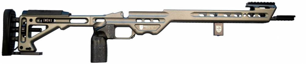 Masterpiece Arms Remington Short Action RH Competition Chassis 2019 TNG MQ33627