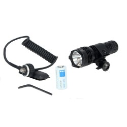 BSA 80 Lumen Xenon Bulb Flashlight