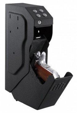 GunVault SpeedVault Digital Handgun Safe SV500