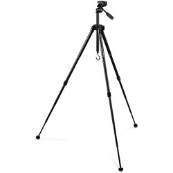 Vortex Summit SS-P Aluminum Tripod Kit with 3-Way Pan/Tilt Head