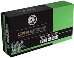 Ruag Ammotec USA Inc CM45 COPPER MATRIX 45 ACP Non Toxic/Frangible 145 GR 50Rds