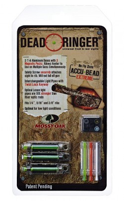 Dead Ringer DR4430 Accu-Bead Extreme Mossy Oak Front Sight