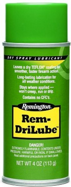 Remington Dri-Lube 4oz Can
