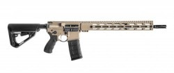 BCI Defense Professional Series Semi-Automatic Rifle FDE 5.56NATO/.223REM 16in Barrel 30rds