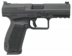 Century Arms Canik TP9DA Black 9mm 4-inch 18Rds