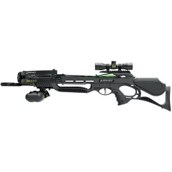 Barnett Wildcat C6 - 4x32 Scope, 3 Arrows, Black