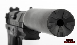 SilencerCo Sparrow 22 Suppressor .22LR