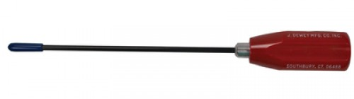 Nylon Coated Rods Pistol .22-.26 Caliber 12 Inch