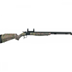 CVA Optima V2 Muzzleloader Nitride Stainless Steel/Realtree Xtra Green with DuraSight Dead-On Scope Mount