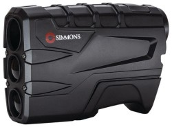 Simmons 4x20mm Volt 600 Laser Range Finder,Vertical,Single Button,Black,Box 801600