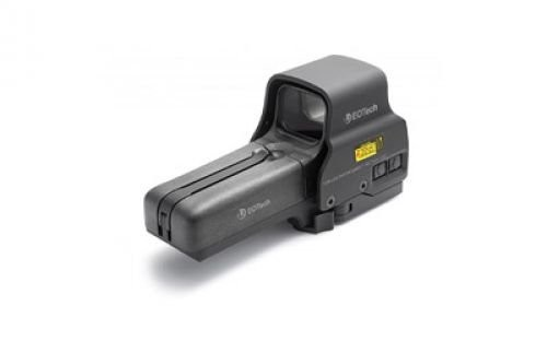 EOTech Holographic Weapon Sight Black, Non-Night Vision Compatible 518.A65