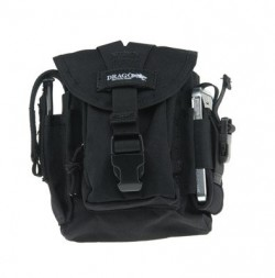 Drago 16-302BL Belt Bag Black