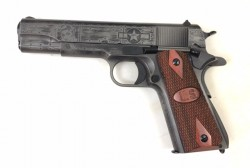 AO 1911 45ACP VICTORY GIRLS COMMERATIVE