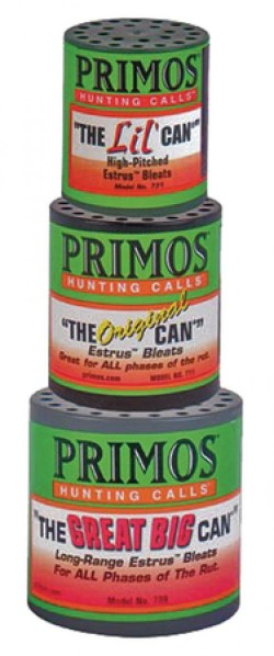 Primos THE CAN Family Pak