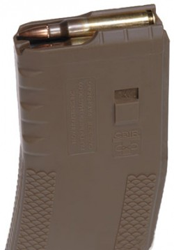 Troy Battle Magazine 30rd Tan