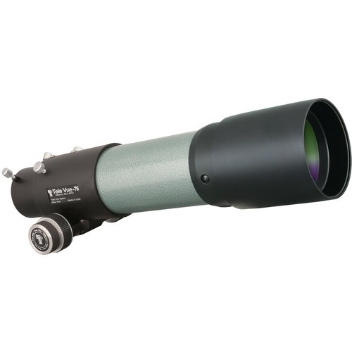 Tele Vue TV-76 76mm f/6 APO Doublet Refractor Telescope (Green, OTA Only)