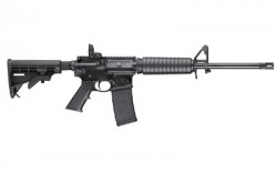 Smith Wesson Smith WessonMP 15 Sport II Semiautomatic Tactical Rifles - Matte black