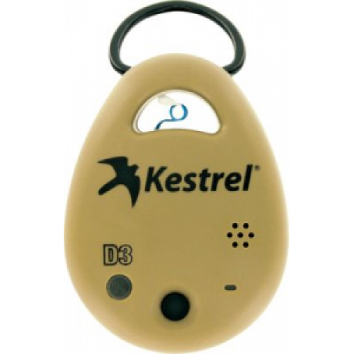 Kestrel DROP D3 Temperature, Humidity, Pressure and DA Monitor, Tan, 0730TAN