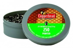 Crosman .177 Pointed Pellets 250/CD