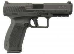 Canik TP9SA MOD.2 Black 9mm 4.7-inch 18Rds Warren Tactical sights