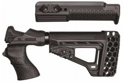 Blackhawk Knoxx Specops Stock Black Gen III for Remington 870