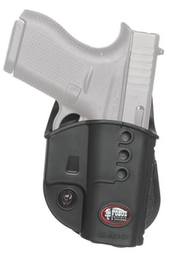 Fobus Evolution Paddle Holsters - Black