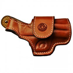 BOND LEATHER DRIVING HOLSTER FOR PATRIOT