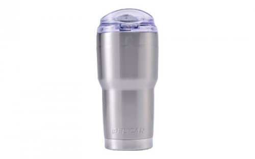 Pelican Travel Tumbler Silver (22 OZ.)