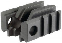 Midwest Industries Tactical Light Mount/Standard Front Sight