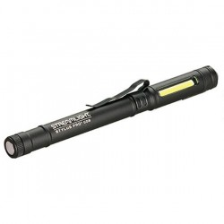 STREAMLIGHT FLASHLIGHT STYLUS PRO COB W/19