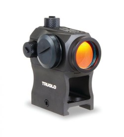 TruGlo Tru-Tec Red Dot Sight 20mm 2 MOA Reticle Black