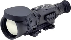ATN ThOR-HD, 640x480 Sensor, 5-50x Thermal Smart HD Rifle Scope w/WiFi, GPS, Black TIWSTH645A