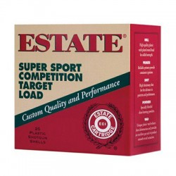 Estate Cartridge SS12XH8 12GA Super Sport Target 11/8 25rds