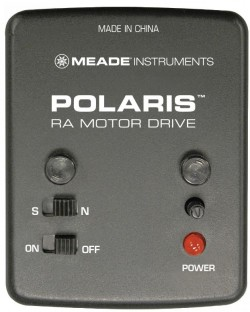 Polaris DC Motor Drive for Meade Polaris Series Equatorial Telescopes