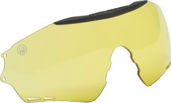 Beretta Shooting Glasses Puull Yellow W/rigid Case