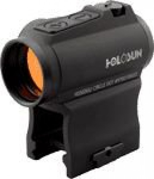 HOLOSUN RED DOT DUAL RET SIDE MNT BAT HI/LO MOUNT