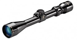 Tasco World Class 3-9x40 Riflescope, Matte Black, VitalZone 500 Reticle DWC39X46N