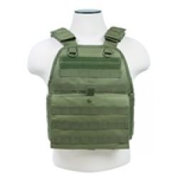 NC Star Plate Carrier Vest Green